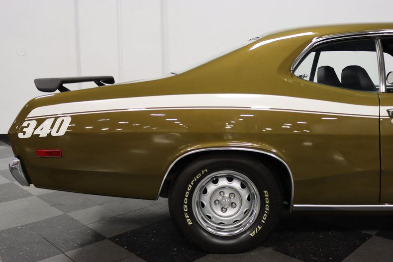 1972 Plymouth Duster 35