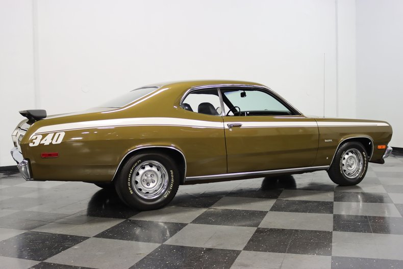 1972 Plymouth Duster 14