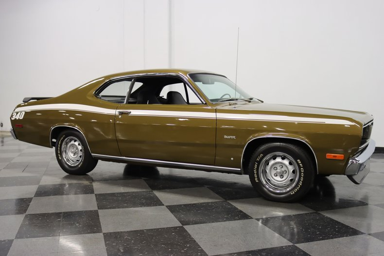 1972 Plymouth Duster 16