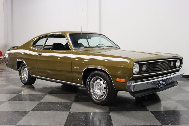 1972 Plymouth Duster 17