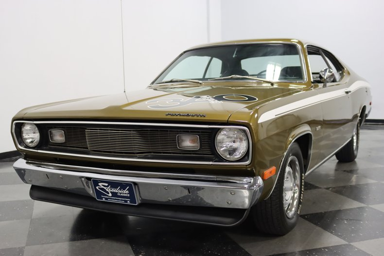 1972 Plymouth Duster 20