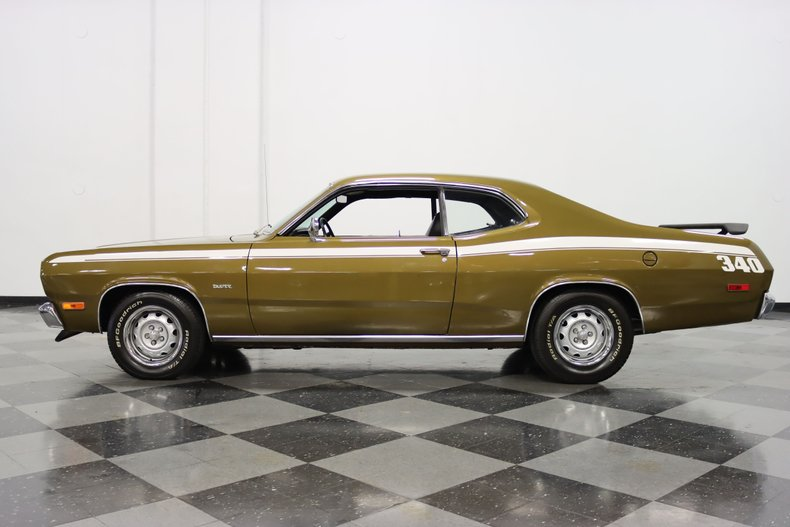 1972 Plymouth Duster 7