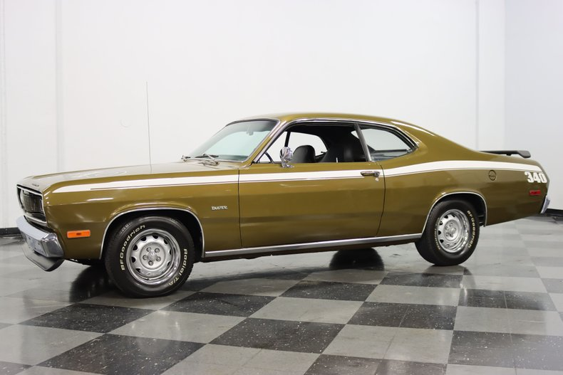 1972 Plymouth Duster 6