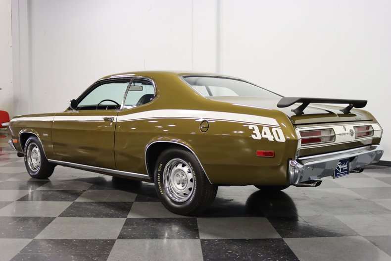 1972 Plymouth Duster 9