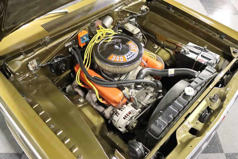 1972 Plymouth Duster 40