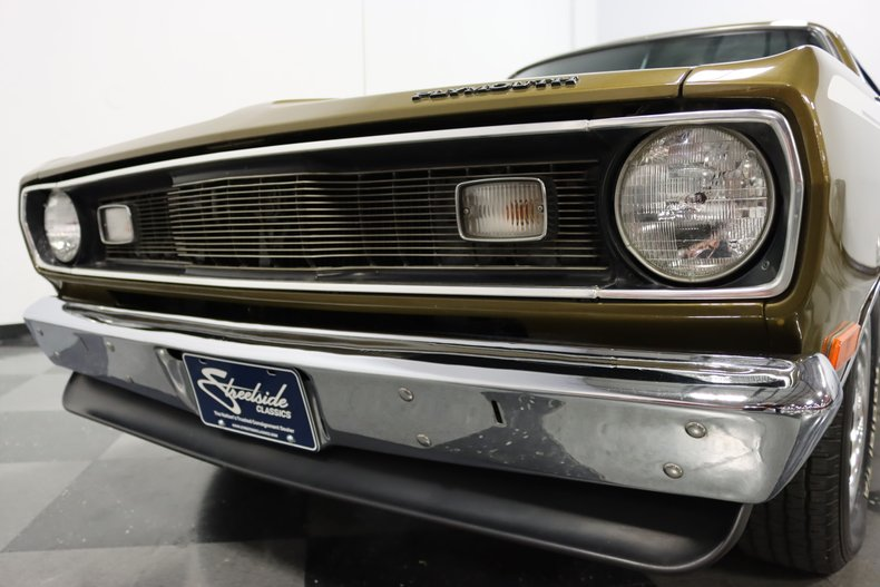 1972 Plymouth Duster 23