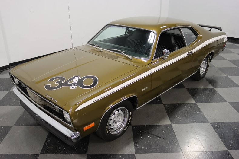 1972 Plymouth Duster 21