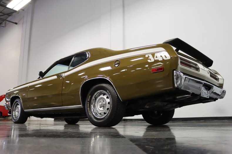 1972 Plymouth Duster 29