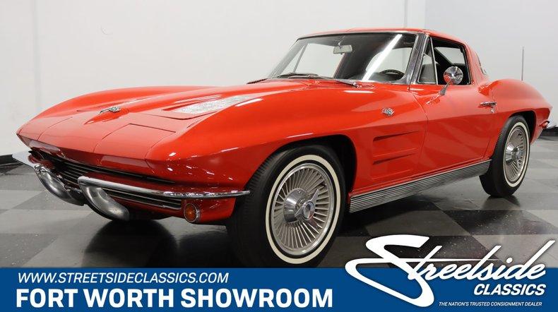 1963 Chevrolet Corvette 1