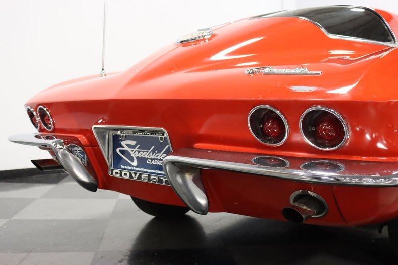 1963 Chevrolet Corvette 32