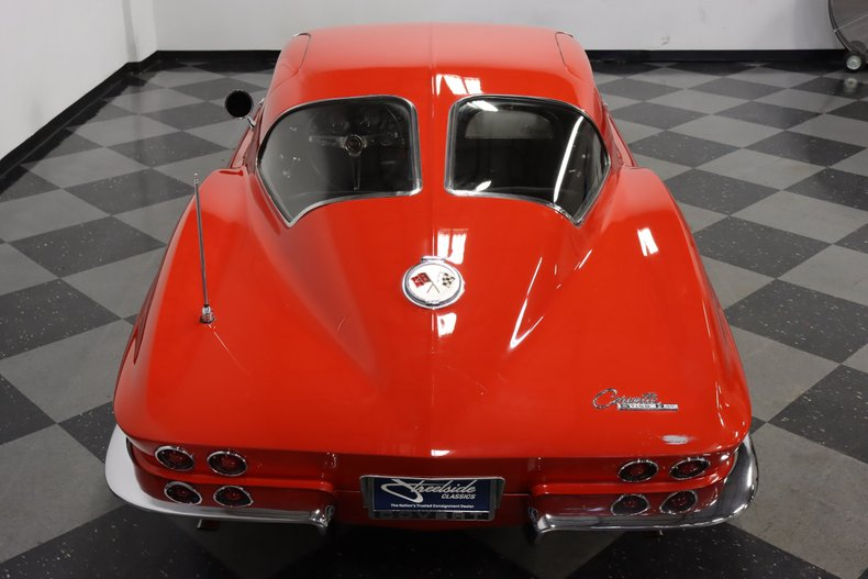 1963 Chevrolet Corvette 31