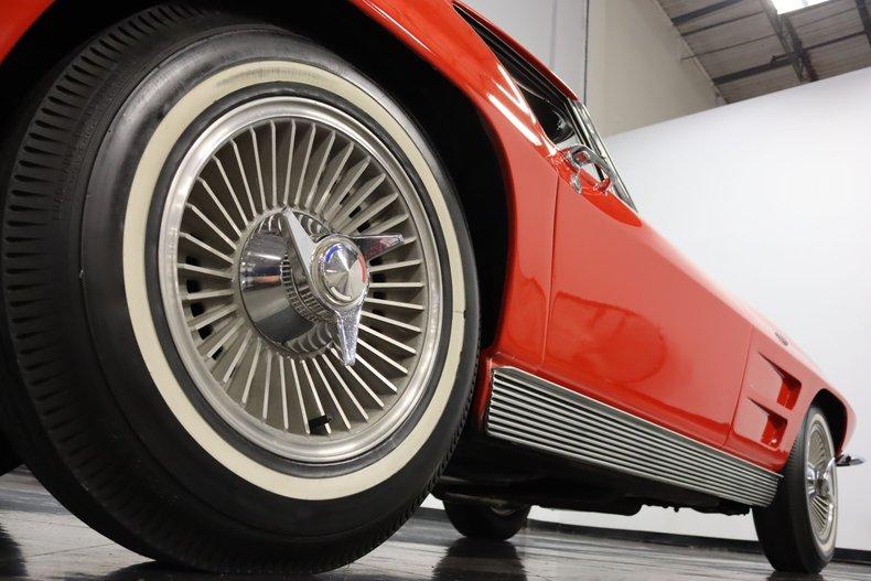1963 Chevrolet Corvette 33