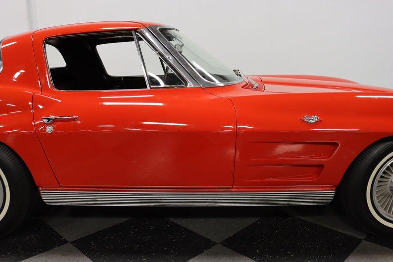 1963 Chevrolet Corvette 36