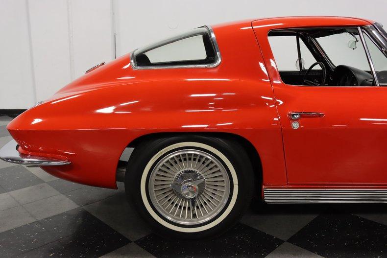 1963 Chevrolet Corvette 35