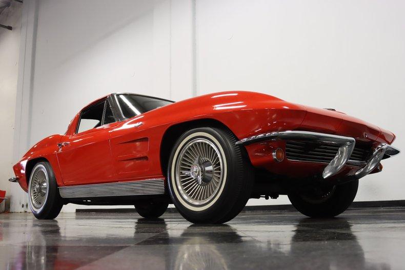 1963 Chevrolet Corvette 38