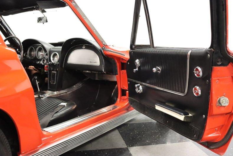 1963 Chevrolet Corvette 57
