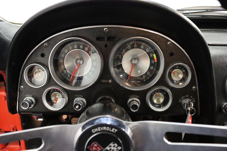 1963 Chevrolet Corvette 46