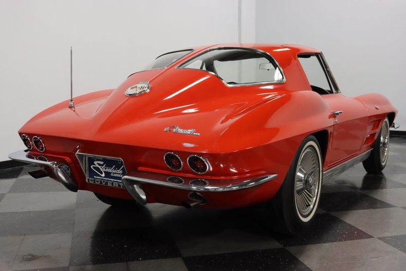 1963 Chevrolet Corvette 12