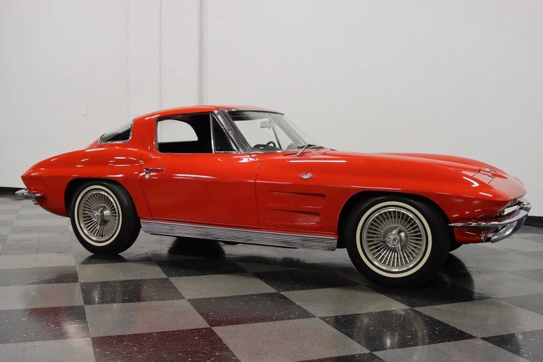 1963 Chevrolet Corvette 16