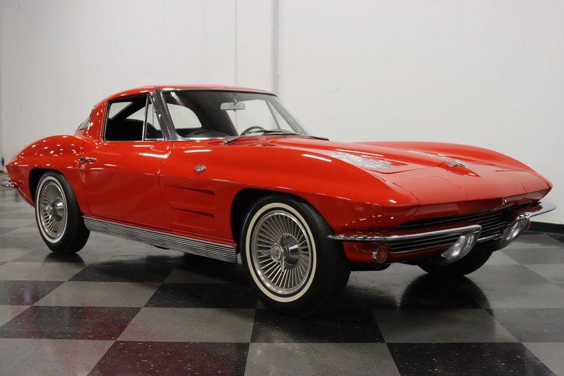 1963 Chevrolet Corvette 17