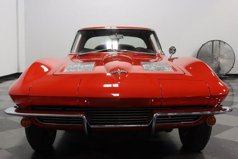 1963 Chevrolet Corvette 19