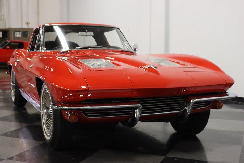 1963 Chevrolet Corvette 18