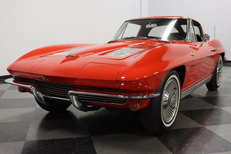 1963 Chevrolet Corvette 20