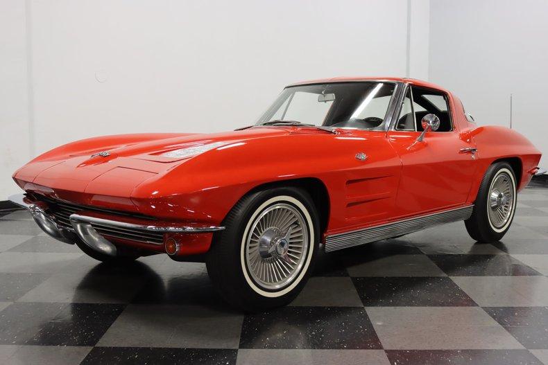 1963 Chevrolet Corvette 5