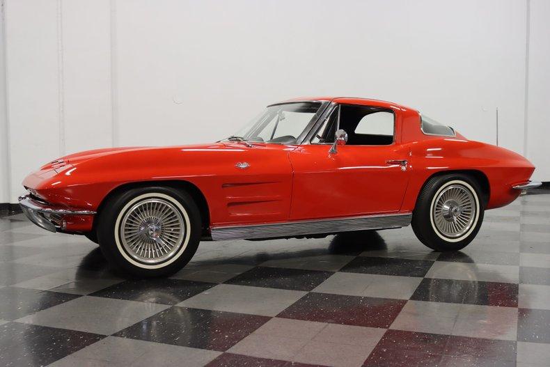1963 Chevrolet Corvette 6