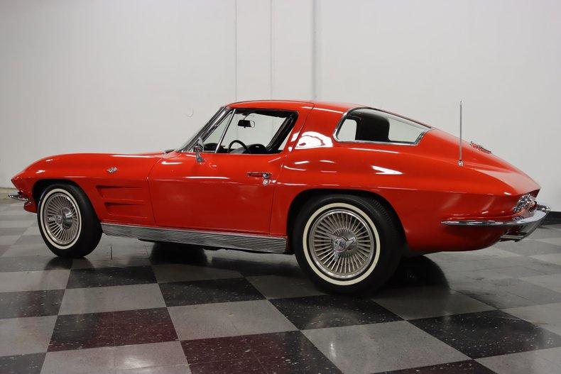 1963 Chevrolet Corvette 8