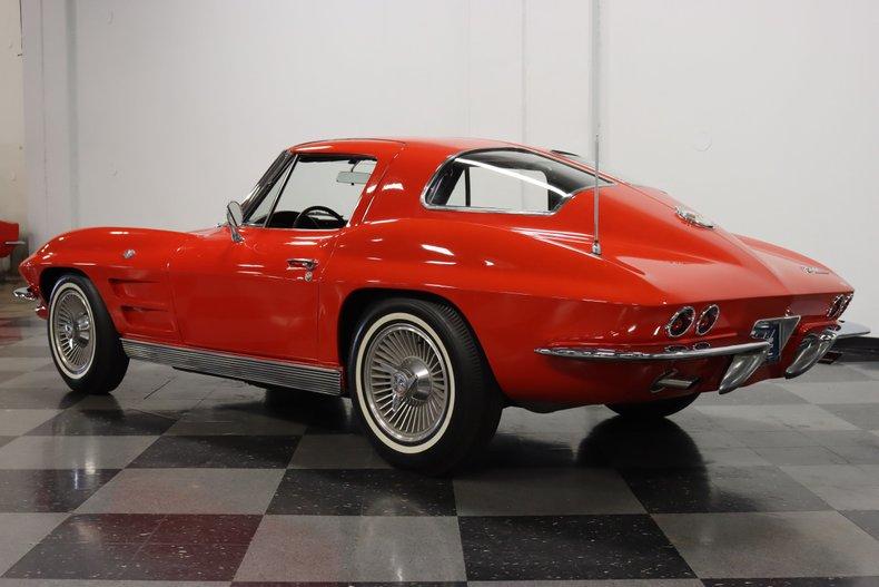 1963 Chevrolet Corvette 9