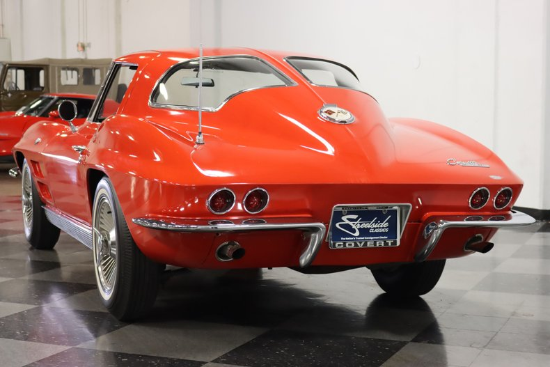 1963 Chevrolet Corvette 10