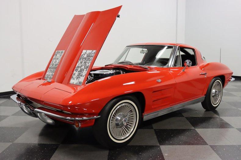 1963 Chevrolet Corvette 39