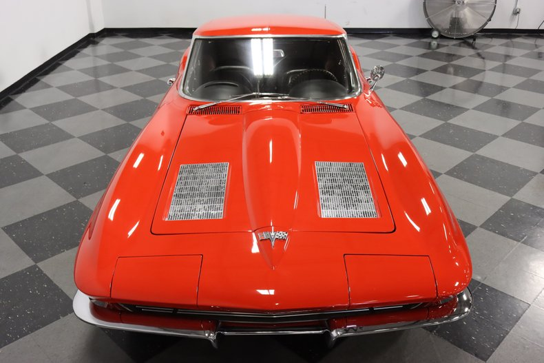 1963 Chevrolet Corvette 22