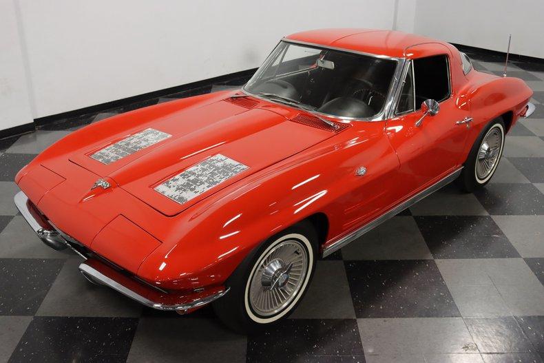 1963 Chevrolet Corvette 21