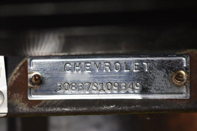 1963 Chevrolet Corvette 62