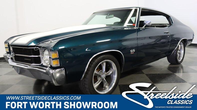 For Sale: 1971 Chevrolet Malibu