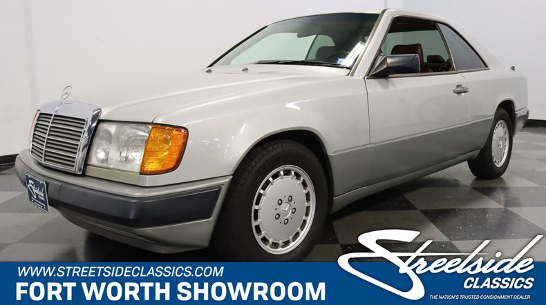 For Sale: 1989 Mercedes-Benz 300CE
