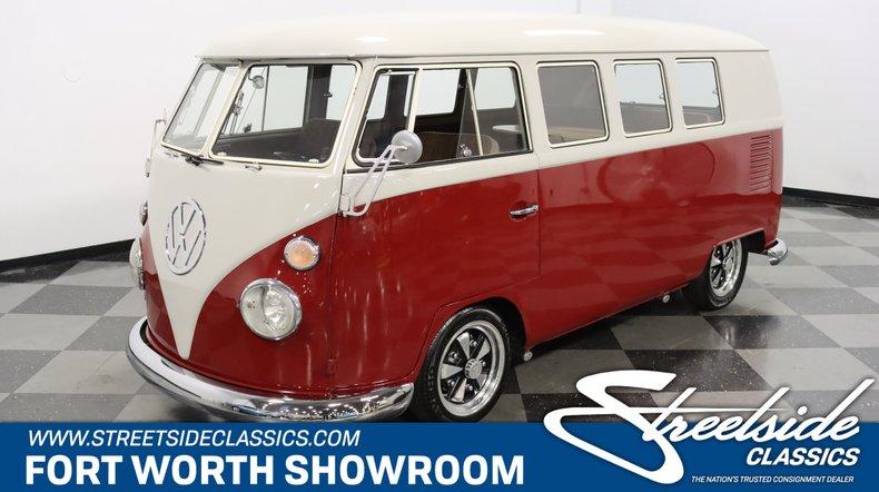 For Sale: 1967 Volkswagen Bus