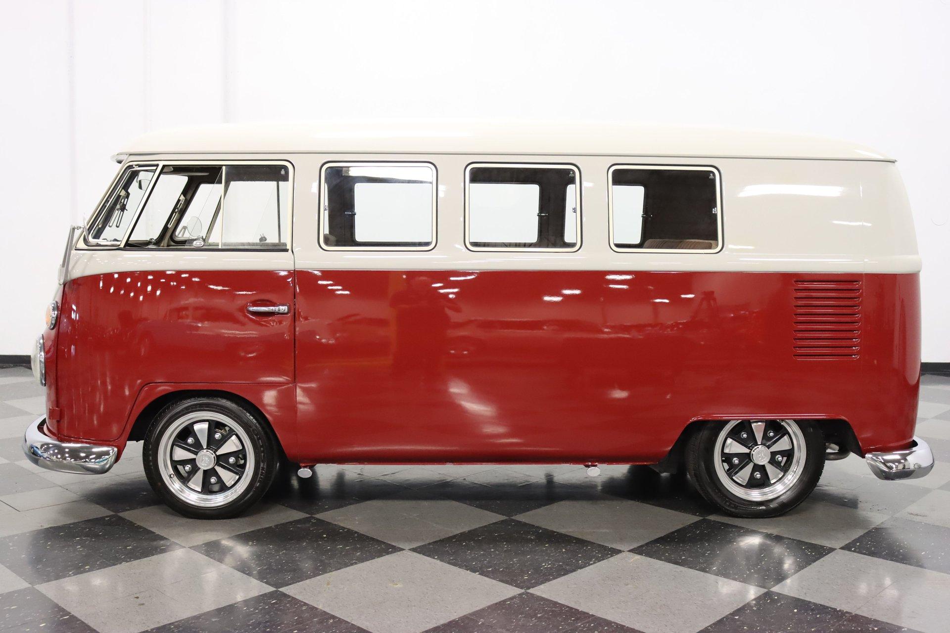 1967 volkswagen bus type 2