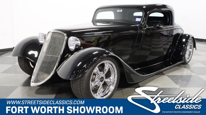 For Sale: 1933 Ford Coupe