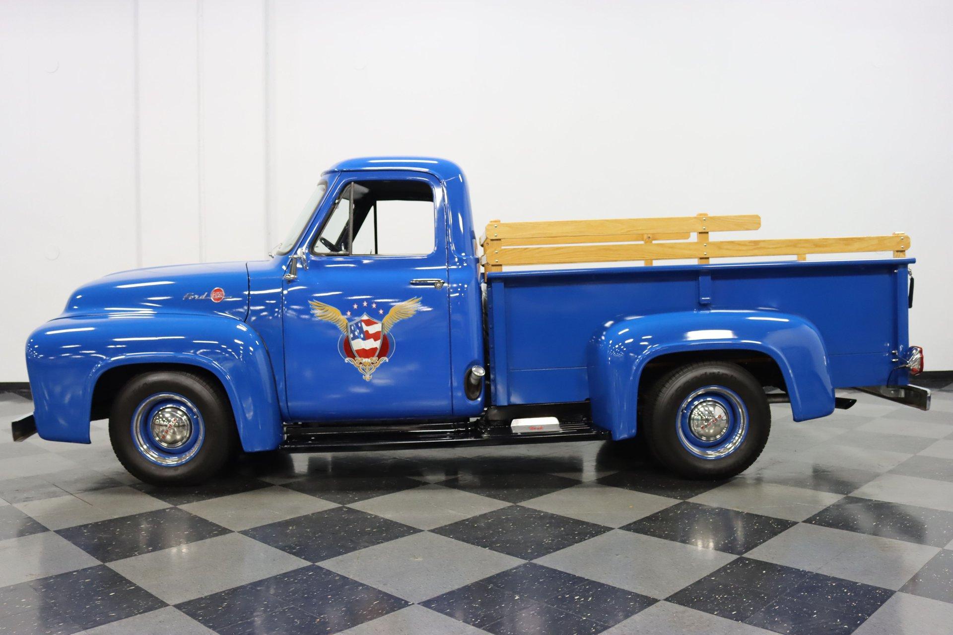 1955 ford f 100 f 250 3 4 ton