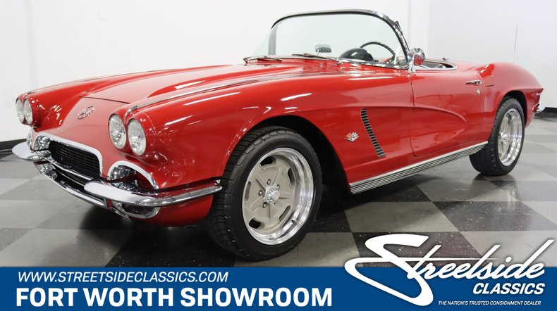 For Sale: 1962 Chevrolet Corvette