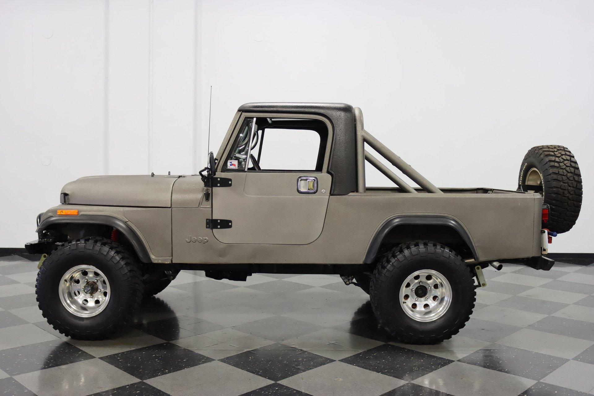 1983 jeep cj8 scrambler