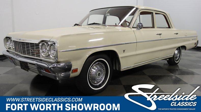 For Sale: 1964 Chevrolet Bel Air