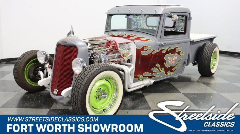 For Sale: 1935 Dodge Pickup