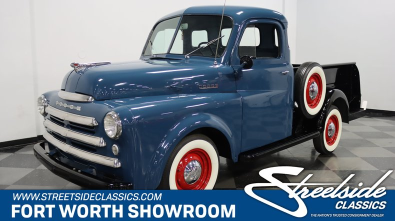 For Sale: 1948 Dodge B-1