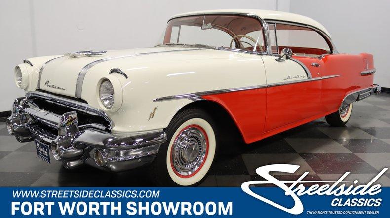 For Sale: 1956 Pontiac Star Chief