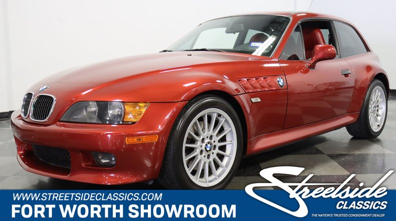 For Sale: 2001 BMW Z3 3.0i Coupe