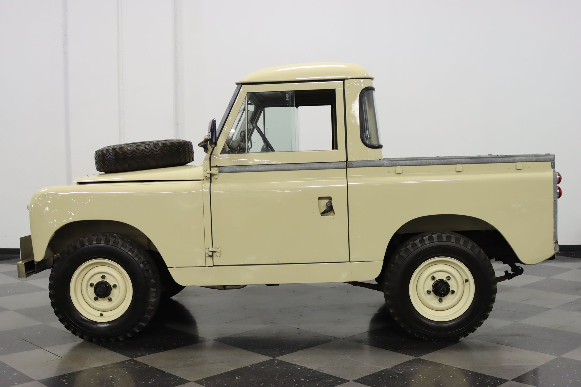 1966 land rover series iia sw